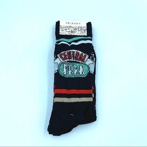 New Warner Bros FRIENDS Central Perk Crew Socks